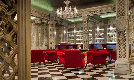 "Ресторан Каста дива - фотография 5 - 1й этаж ""Каста Дива"""