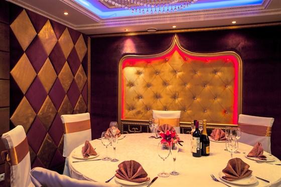 Ресторан Тан - фотография 10 - Европейский зал