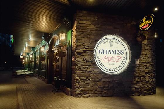 Ресторан O'Hara - фотография 2 - O'Hara Irish pub-restaurant-hotel