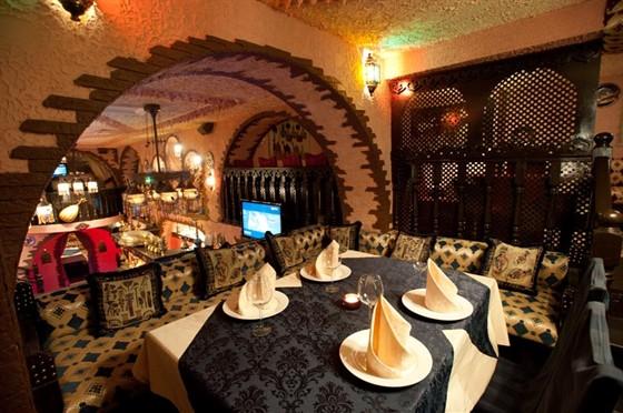 Ресторан Хорос - фотография 7
