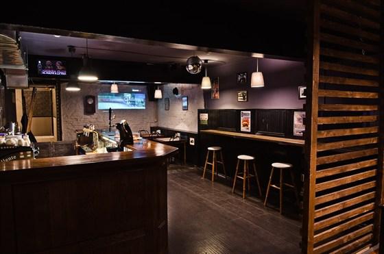 Ресторан Гренки - фотография 2 - Бар