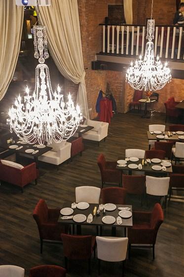 Ресторан Бальзамин - фотография 2
