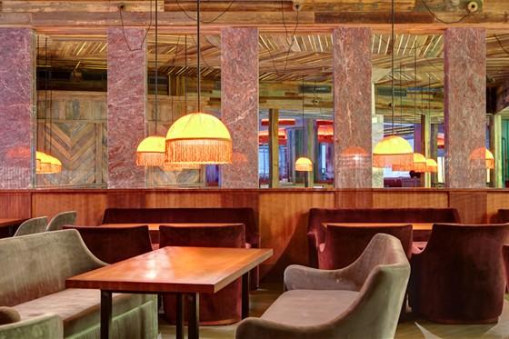 Ресторан Noviy - фотография 4