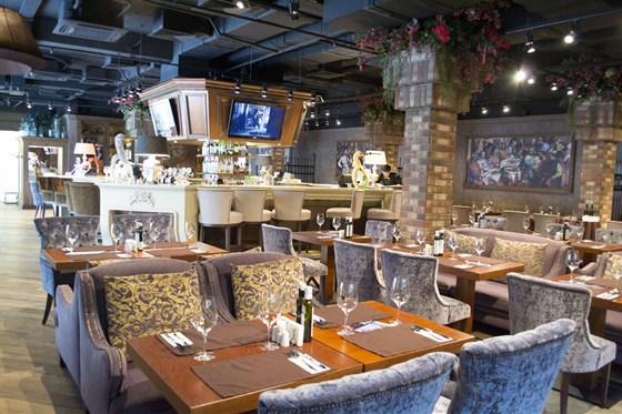 Ресторан Quattro camini - фотография 2