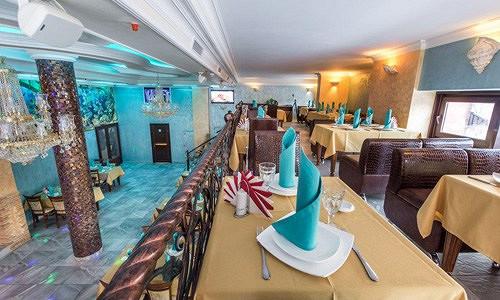 Ресторан Аквариум - фотография 6 - Вид с большого балкона.
