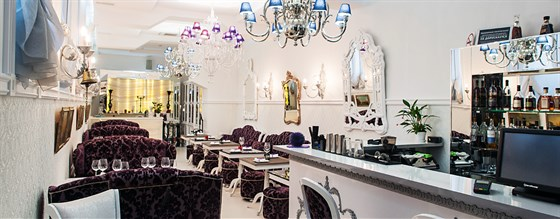 Ресторан Елу - фотография 1 - интерьер ресторана в Уфе - Елу