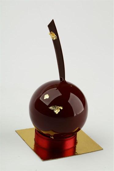 Ресторан Кондитерская «Пушкин» - фотография 27 - Десерт «Черри» (Черный лес).