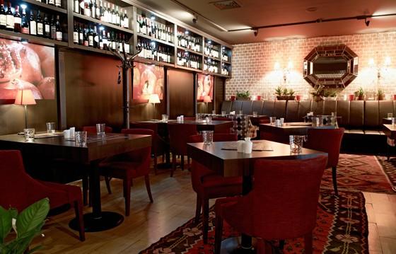 Ресторан Saperavi Café - фотография 14