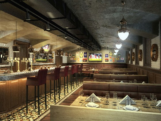 Ресторан Brugge - фотография 5