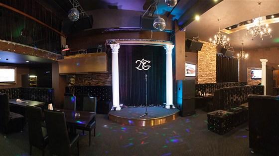 Ресторан Don Gusto - фотография 4 - Сцена