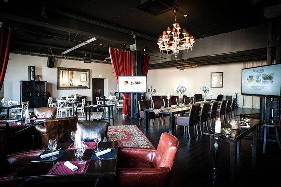 Ресторан Октябрь Event Hall - фотография 4