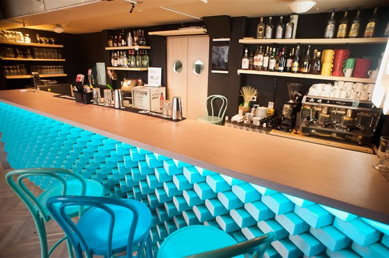 Ресторан Geometria Café - фотография 4