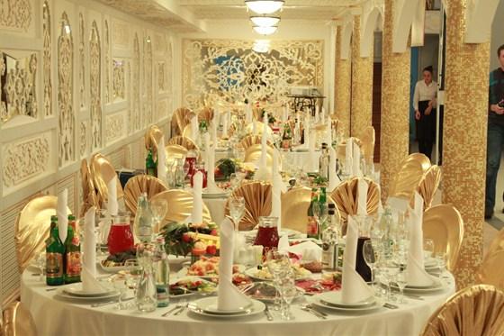 Ресторан Белое золото - фотография 8