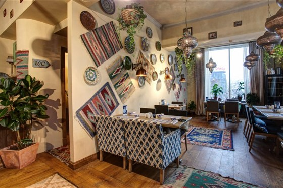 Ресторан Бричмула - фотография 10