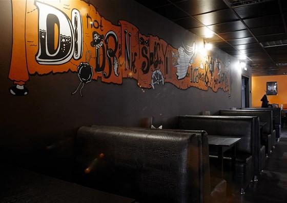 Ресторан Голодная пиранья - фотография 2