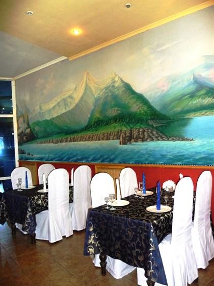 Ресторан Ковчег - фотография 12 - Малый зал