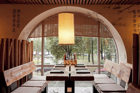 Ресторан Тануки - фотография 2 - Тануки