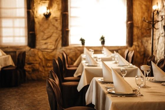 Ресторан Santorini - фотография 8