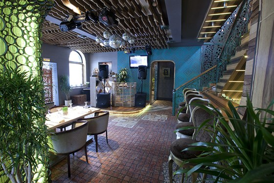 Ресторан Мята - фотография 4