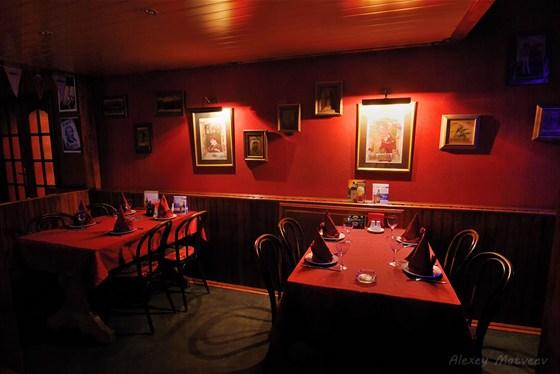 Ресторан Золотая лихорадка - фотография 17