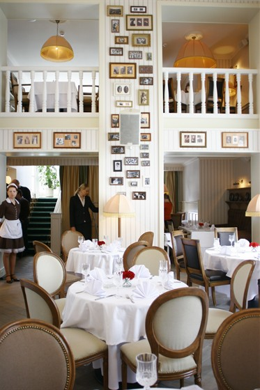 Ресторан Павильон - фотография 14