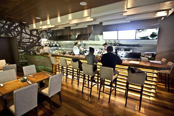 Ресторан Zu Café - фотография 7 - Zю кафе на Новом Арбате, 17.