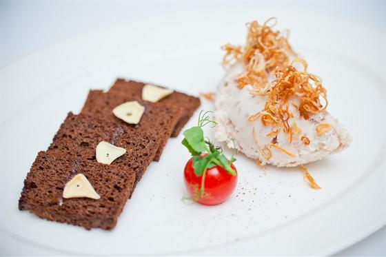 Ресторан Павильон - фотография 25 - летние блюда