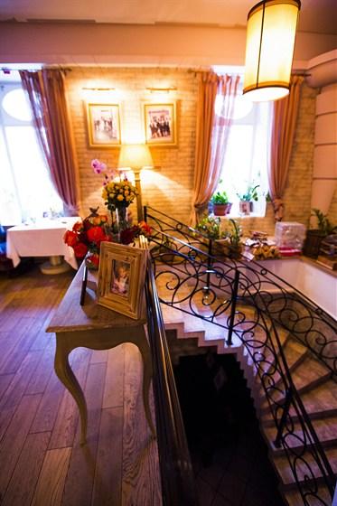 Ресторан Sorbetto - фотография 34 - Зал пиццерия.