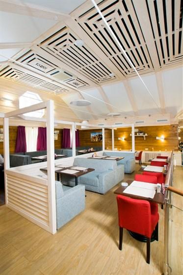 Ресторан Морошка - фотография 13