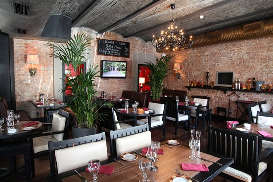 Ресторан Ти-бон Wine - фотография 12