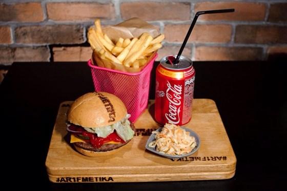Ресторан Арифметика - фотография 2 - Комбо обед , вкусный и питательный !
