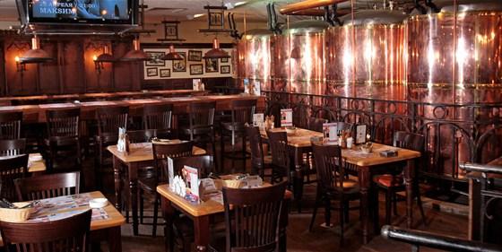 Ресторан Максимилианс - фотография 12