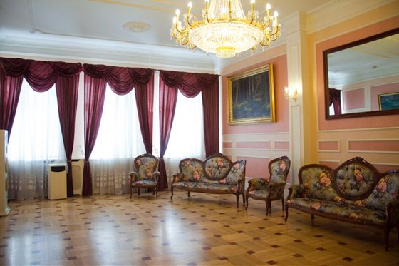 Ресторан Абрикос-холл - фотография 5