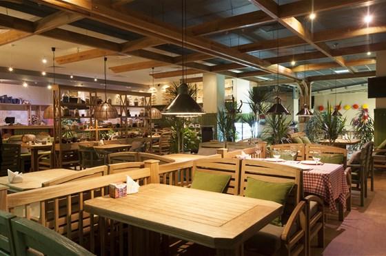 Ресторан Don Bazilio - фотография 1