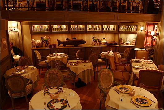 Ресторан Da Giacomo - фотография 3