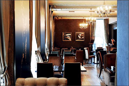 Ресторан Золотой - фотография 15