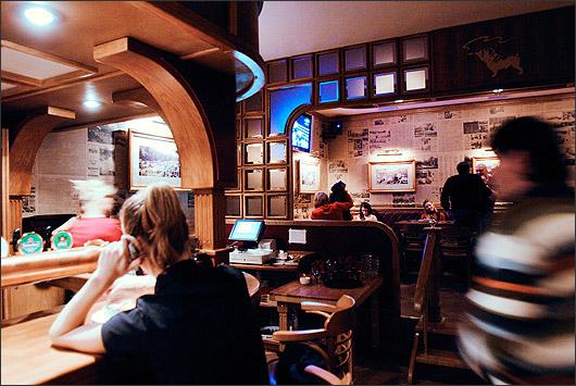 Ресторан Bulldog - фотография 5