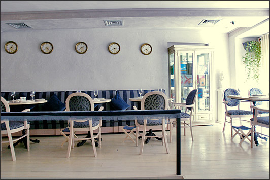 Ресторан Villa Urbana - фотография 2