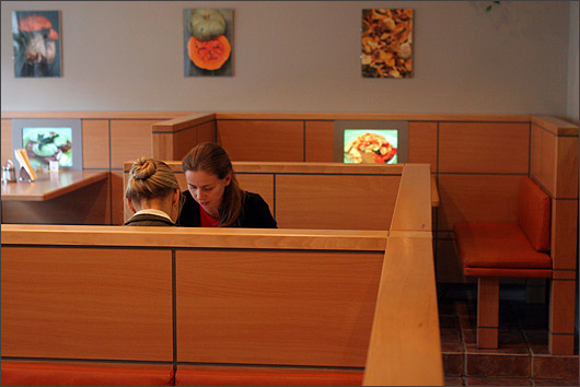 Ресторан Pasta Project - фотография 7