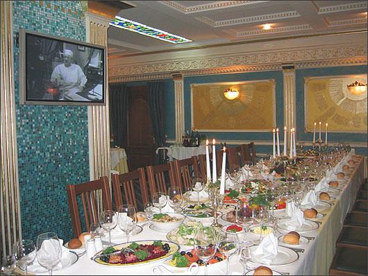 Ресторан Сандуны - фотография 20