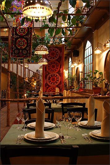 Ресторан Сандык - фотография 13