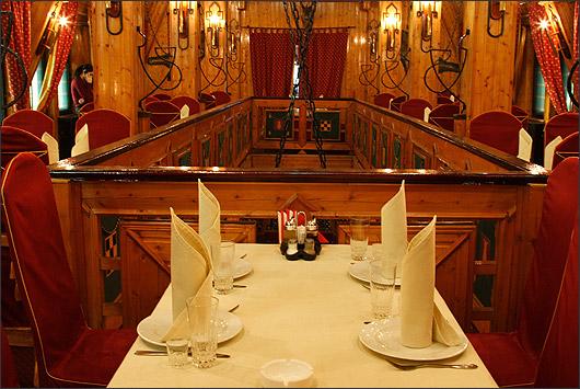 Ресторан Щербет - фотография 4