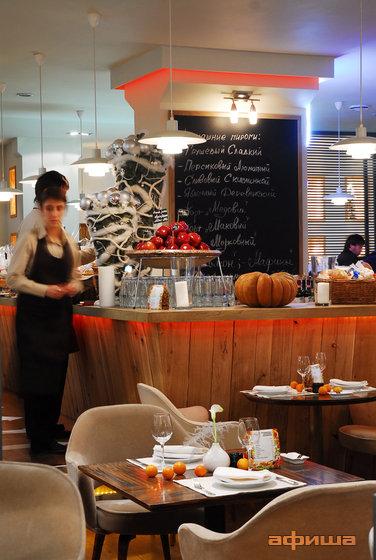 Ресторан White Café - фотография 8