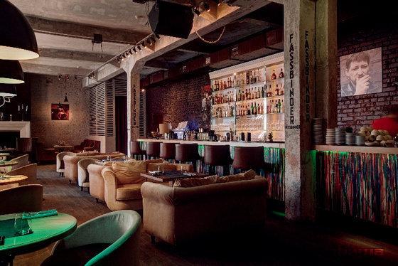 Ресторан Fassbinder - фотография 8