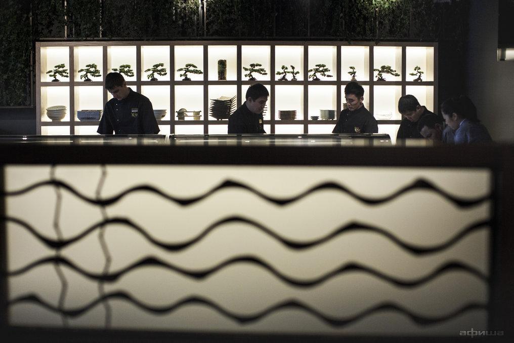 Ресторан Kobe - фотография 10