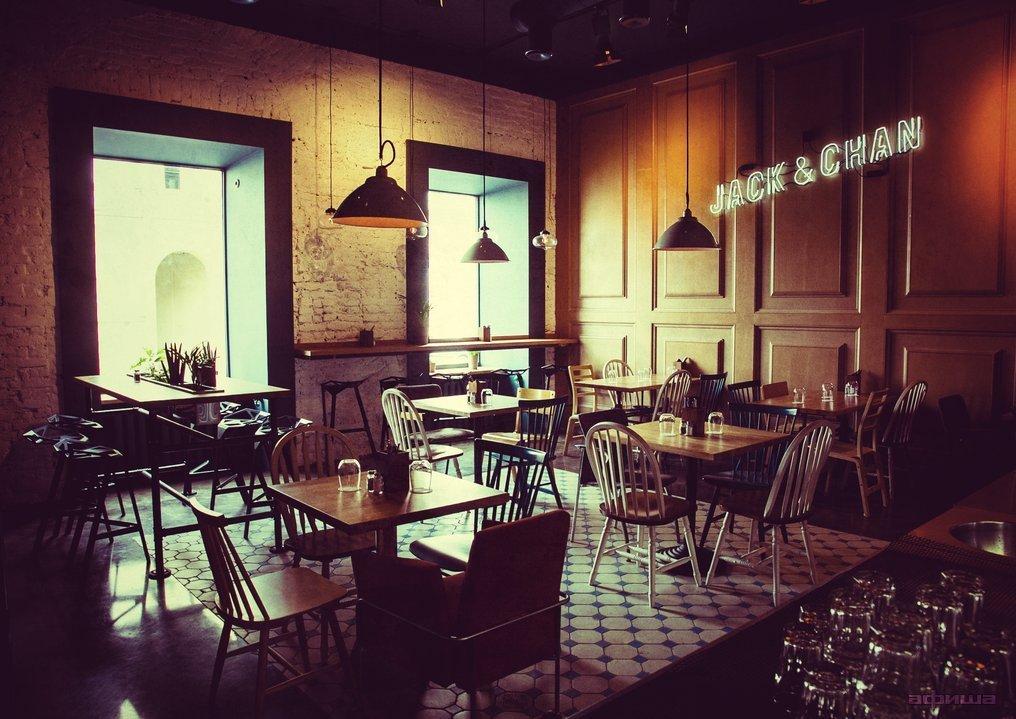 Ресторан Jack & Chan - фотография 3