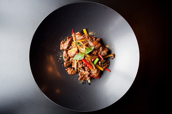Ресторан Black Thai - фотография 24