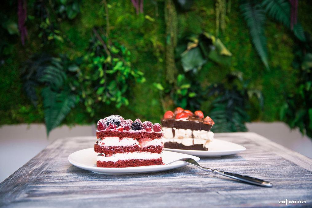 Ресторан Hand Made Cake - фотография 16