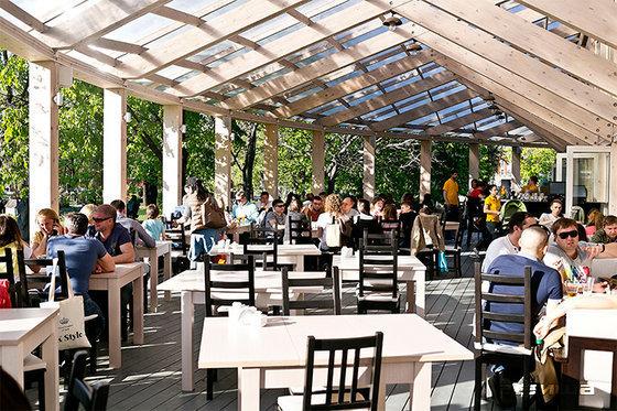 Ресторан Шардам в Музеоне - фотография 8