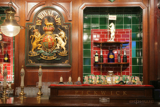 Ресторан Pickwick - фотография 6